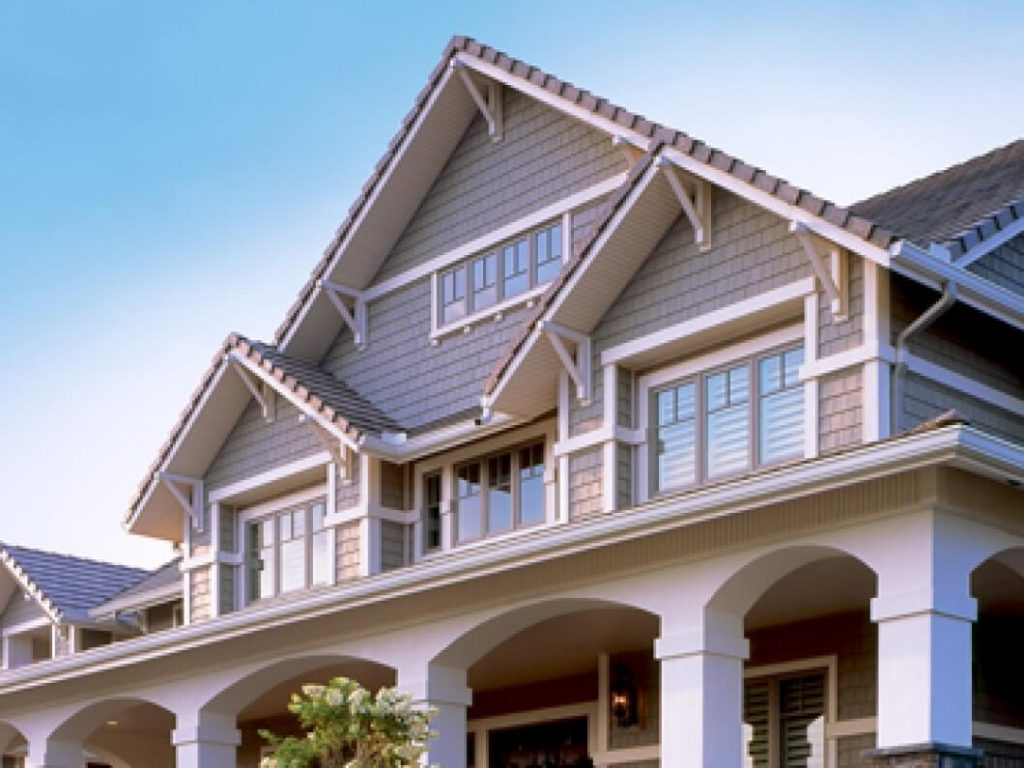 Craftsmen home improvements inc cincinnati oh exteriors services - Exterior home improvements ...