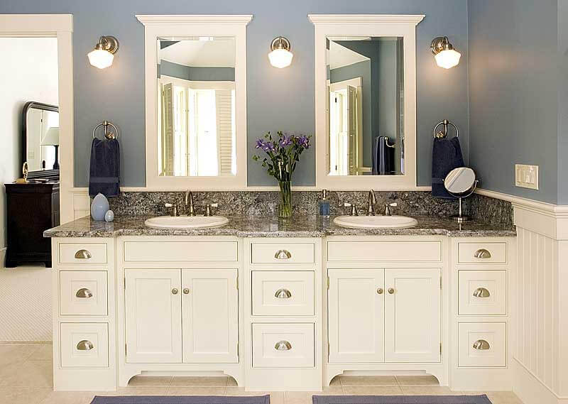 Merveilleux Bathroom Vanities That Complement The Overall Design