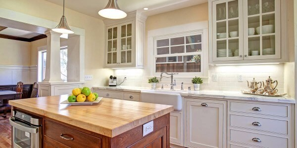 Renew Your Kitchen With Beautiful Wood Cabinets